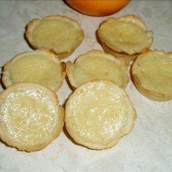 Ww Weight Watchers Orange Cream Cheese Cookie Cups 1 Point recipe