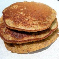 Whole Grain Flax Seed Pancake Mix recipe