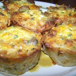 Hash Browns Nests recipe
