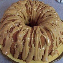 Double Peanut Butter Pound Cake recipe