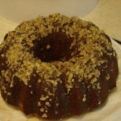 Eggnog Rum Bundt Cake recipe