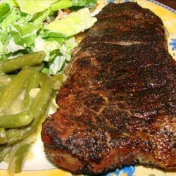 Best Rub for Grilled Steak recipe