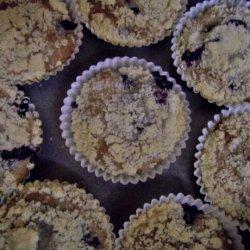 Blueberry Muffin Tops recipe