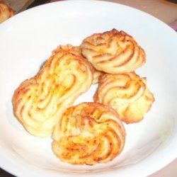 Delicious Duchess Potatoes recipe