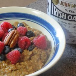 Earl Grey Oatmeal (For Zwt-8) recipe