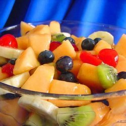 Lemony Fruit Salad recipe
