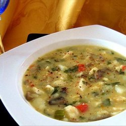 Fish Soup / Chowder recipe