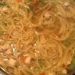Ww 2 Point Chicken Noodle Soup recipe