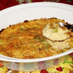 Grandma's Chicken Rice Casserole recipe