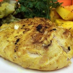 Easy Grilled Chicken Breasts recipe