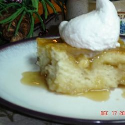 Caramel Pudding Cake recipe