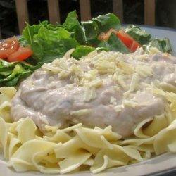Tuna Meal recipe