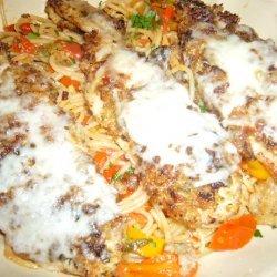 California Turkey Scaloppine recipe