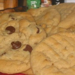 Really Good Peanut Butter Cookies recipe