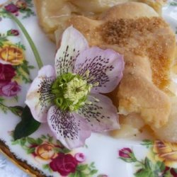 Pear Tarte - Medieval Pear Pie recipe