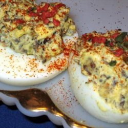 Margee's Deviled Eggs recipe
