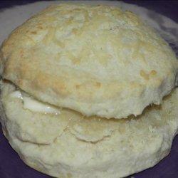 Paula Deen's Parmesan Scones recipe