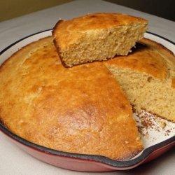 Cinnamon Cornbread recipe