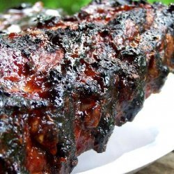 Chinese Barbecued Baby Back Ribs recipe