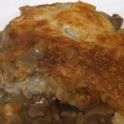 Healthy Steak and Guinness Pie recipe