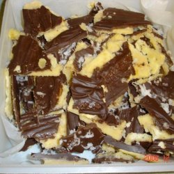 Cracker Bark recipe