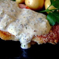 Herb Cheese Sauce for Fish recipe