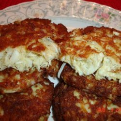Crab Cakes from Maryland Governor's Kitchen recipe