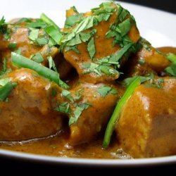 Sweet and Sour Chicken Curry recipe