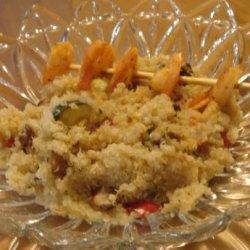 Quinoa and Roasted Vegetables recipe