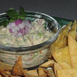 Weight Watchers Creamy Mexican Dip recipe