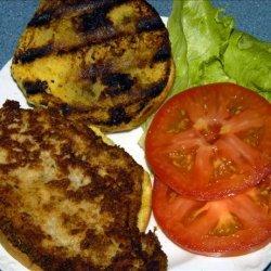 Breaded Pork Tenderloin Sandwich recipe