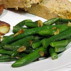 Rachael Ray's Green Beans recipe