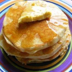 Martha's Perfect Pancakes recipe