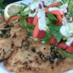 Sole With Lemon and Capers - Bonnie Stern recipe