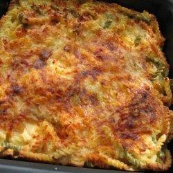 Macaroni & Cheese Deluxe recipe