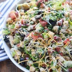 Mexican Tuna Salad recipe