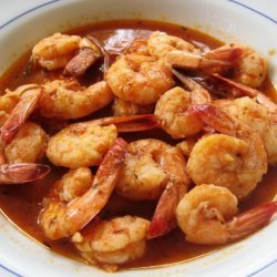 Louisiana Killer Shrimp recipe