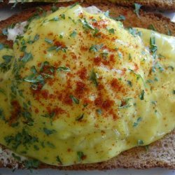 Curried Eggs on Toast recipe
