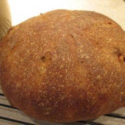 Country-style Walnut and Rosemary Bread recipe