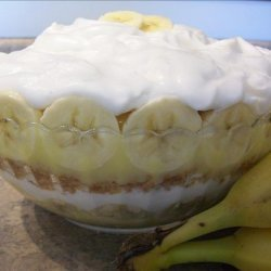 Banana Cream Pie Trifle recipe