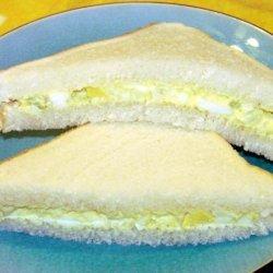 Egg Salad Sandwich (Diabetic) recipe