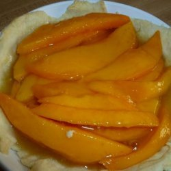 Lou's Mango Pie recipe