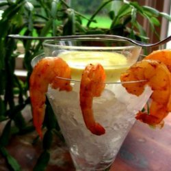 Shrimp With Honey Mustard and Dipping Sauce (Zip and Steam) recipe