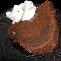 Chocolate Amaretto Pound Cake recipe