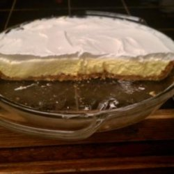 5 Minute Lemon Pie recipe