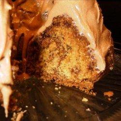Pound Cake With Swirled Chocolate recipe