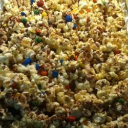 Marshmallow Popcorn recipe