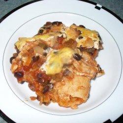 Santa Fe Chicken OAMC recipe
