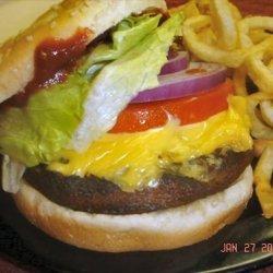 Smoky Bacon Burgers recipe