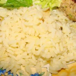 Spanish Yellow Rice recipe